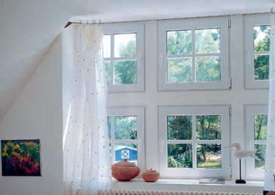 VEKA Fenster 1