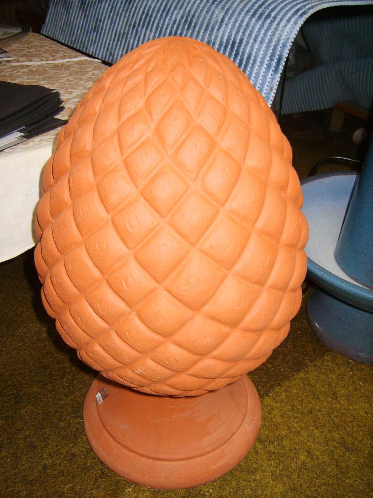 Keramik-Zapfen